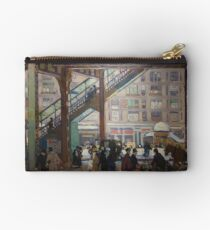 Elevated Columbus Avenue - Gifford Beal Studio Pouch