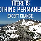 Quote written over Grand Tetons.  by Minivillage