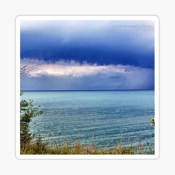 Stormy Syncopation Sticker