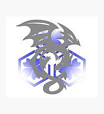 For Honor Dragon Emblem Photographic Print