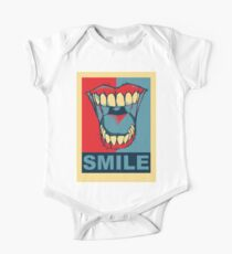SMILE One Piece - Short Sleeve