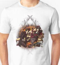Kuroshitsuji (Black Butler) - Ciel Phantomhive & Sebastian Michaelis T-Shirt