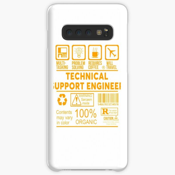 TECHNICAL SUPPORT ENGINEER - NICE DESIGN 2017 Samsung Galaxy Snap Case