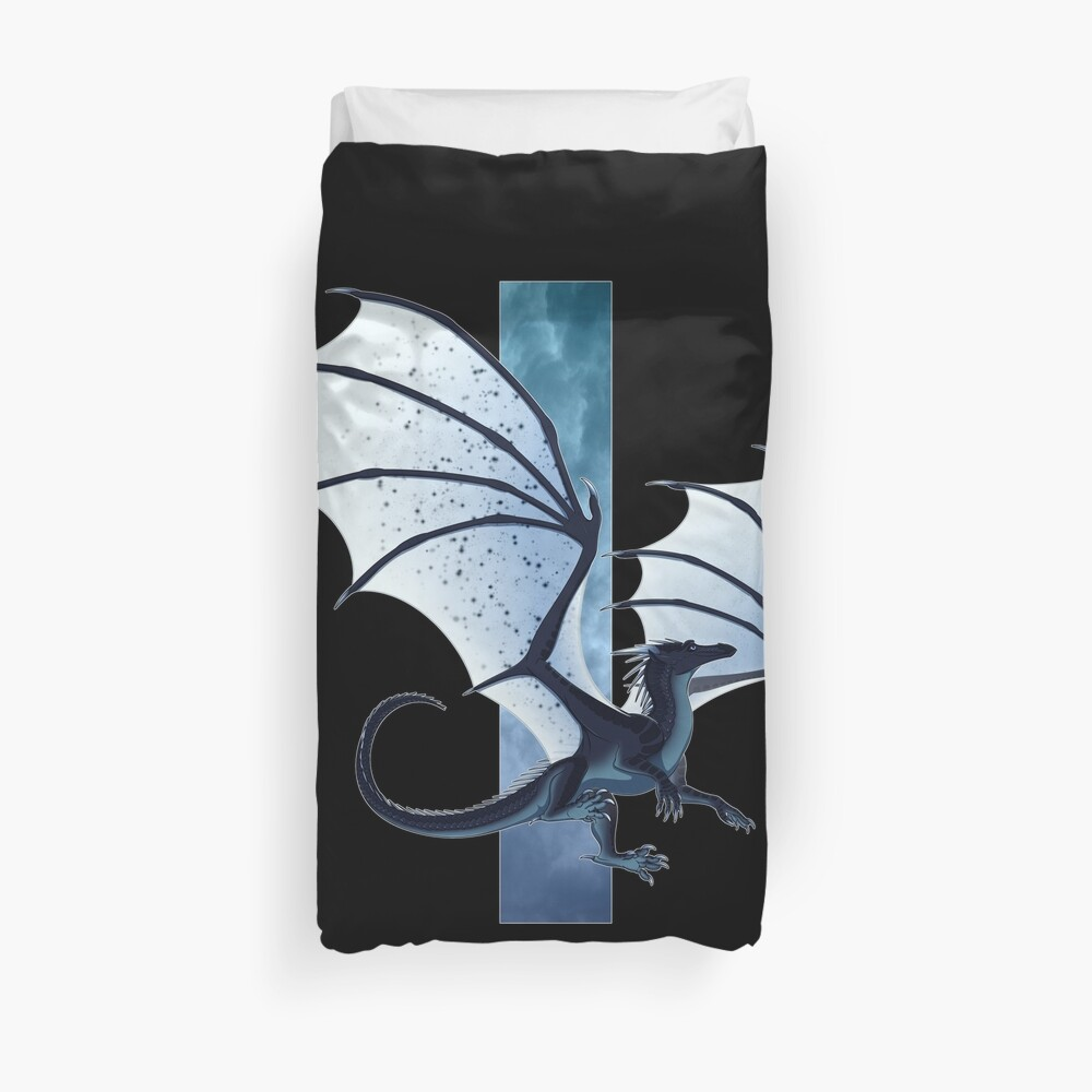 Wings of Fire - Whiteout Fun Duvet Cover