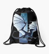 Wings of Fire - Whiteout Fun Drawstring Bag