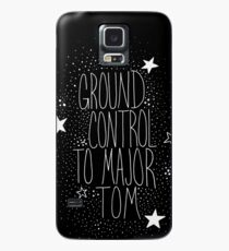 Major Tom Inverted Case/Skin for Samsung Galaxy