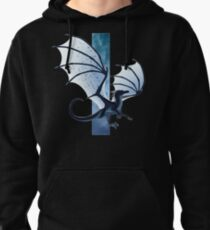 Wings of Fire - Whiteout Fun Pullover Hoodie