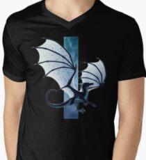 Wings of Fire - Whiteout Fun Men's V-Neck T-Shirt