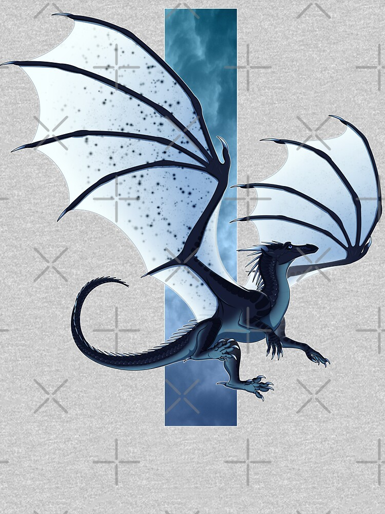 Wings of Fire - Whiteout Fun by TheDragonReborn