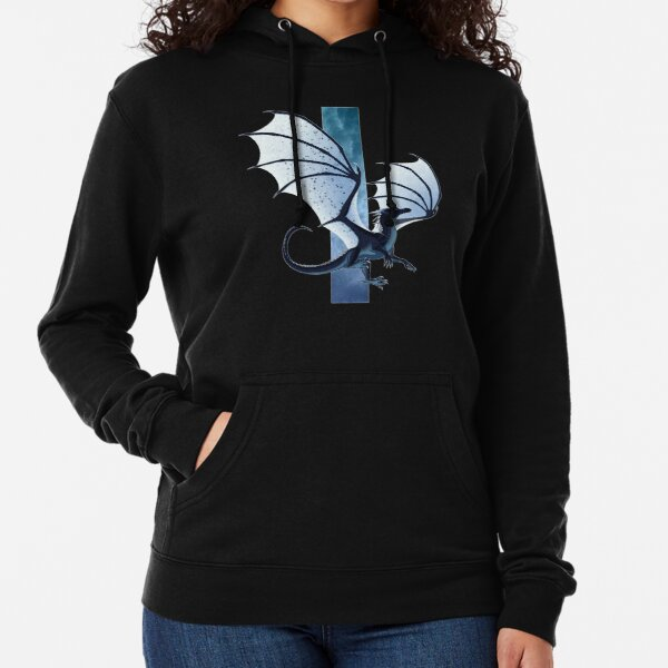 Wings of Fire - Whiteout Fun Lightweight Hoodie