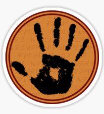 Dark Brotherhood Emblem Sticker