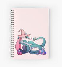 Cuaderno de espiral Pearl the blue Baron's Racer