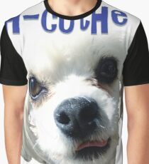 Pooch with a lisp Graphic T-Shirt