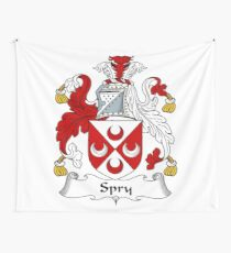 Spry Wall Tapestry