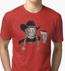 Shotgun Willie the Pokemon Master Tri-blend T-Shirt