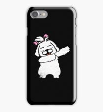 Dabbing Shih Tzu Shirt iPhone Case/Skin