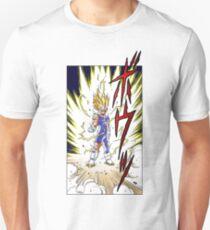 Dragon Ball Z - Vegeta Majin Manga Unisex T-Shirt