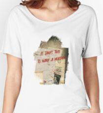 Murder Board Women's Relaxed Fit T-Shirt