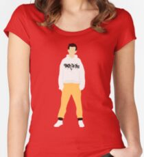LT 4 Women's Fitted Scoop T-Shirt