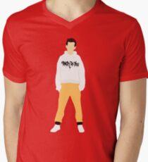 LT 4 Men's V-Neck T-Shirt
