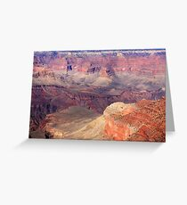 Natural Wonders Of The World - Grand Canyon Greeting Card
