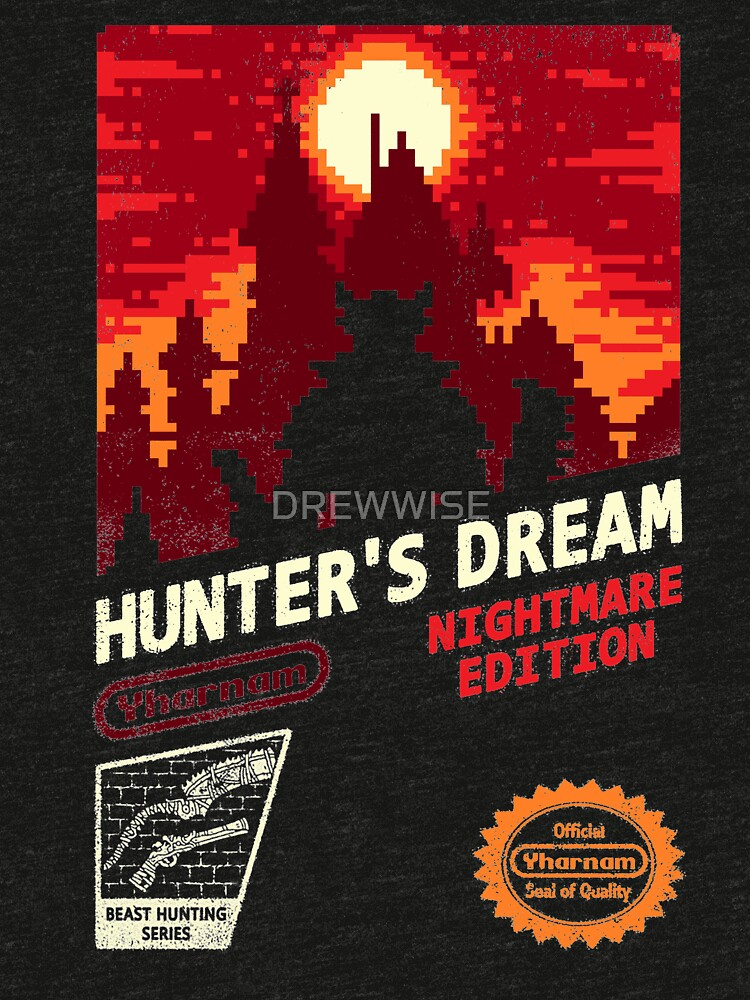 HUNTER'S DREAM by DREWWISE