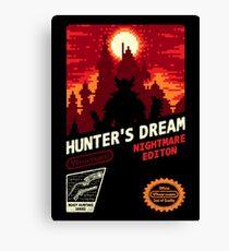 HUNTER'S DREAM Canvas Print
