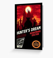 HUNTER'S DREAM Greeting Card