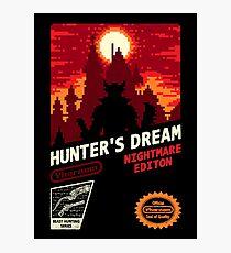 HUNTER'S DREAM Photographic Print