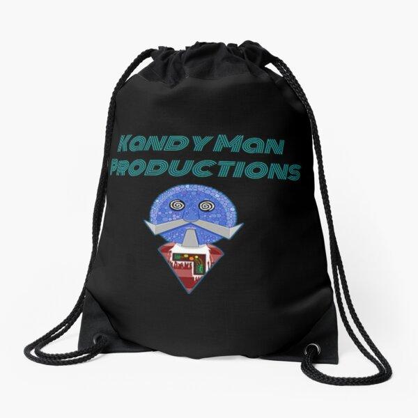 Kandy Man Productions Logo Drawstring Bag