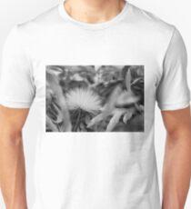 Calliandra in black and white T-Shirt
