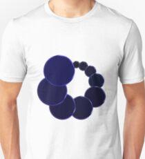 Blue Bubbly T-Shirt