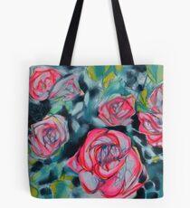 Tyler Roses Tote Bag
