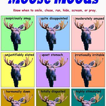 (Advanced) Moose Moods by MooseMan