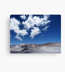 Sky is the limit.. Canvas Print