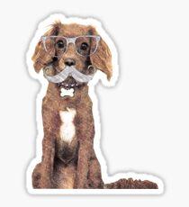 Puppy disguise Sticker