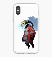 Spacetronaut IN-R3D iPhone Case