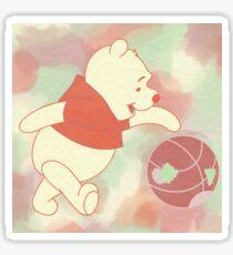 Pooh bear Sticker