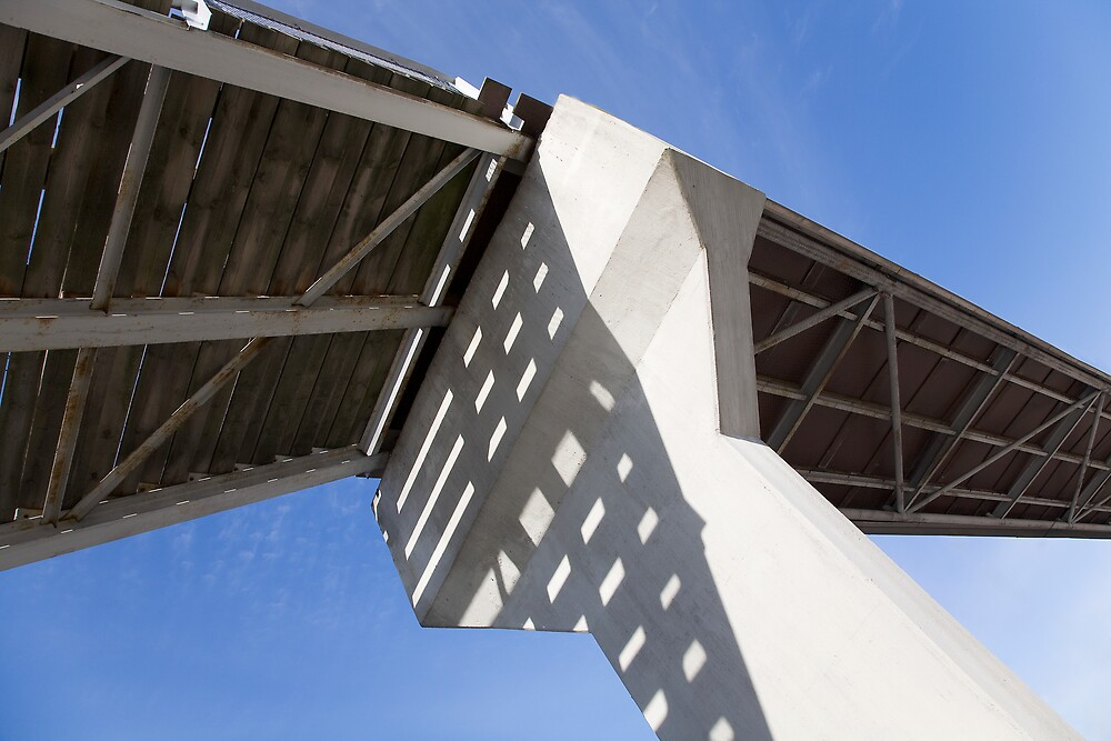 Under the Bridge by Markku Vitikainen