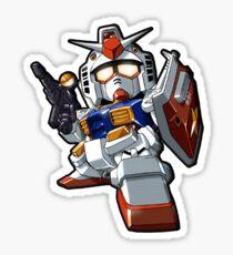 SD Gundam Sticker