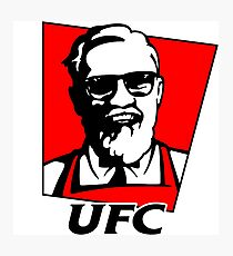 for ufc lovers Photographic Print