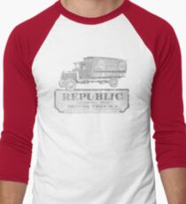 Vintage Advertisement for Republic Motor Trucks - weathered look T-Shirt