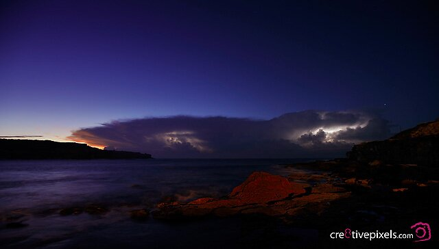 Morning Thunderstorm - Sydney 3 by Cre8tivepixels