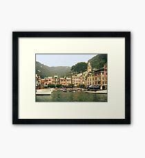 Portofino Framed Print