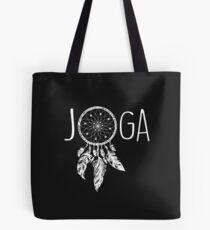 Joga Boho Tote Bag