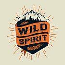 WILD SPIRIT by snevi