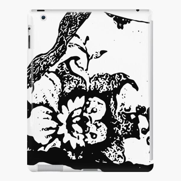 Found Pottery Shard 2 - Bloom iPad Snap Case
