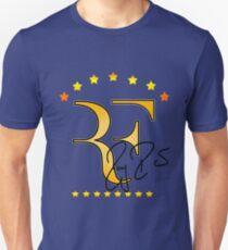 rf, roger federer, roger, federer, tennis, champion Unisex T-Shirt