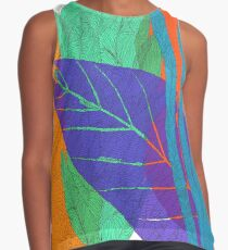 Colorful summertime Contrast Tank