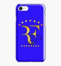 rf, roger federer, roger, federer, tennis, champion iPhone Case/Skin